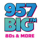 95.7 BIG FM sponsor logo