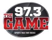 97.3 The Game sponsor logo