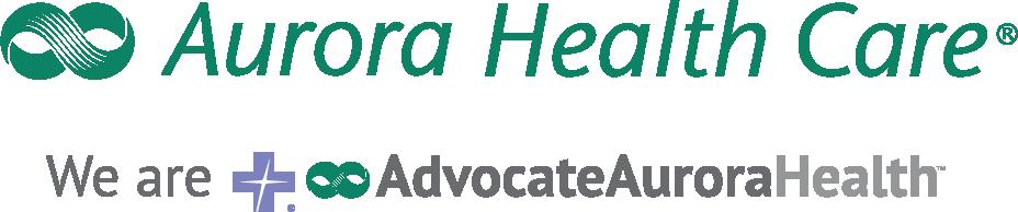 Aurora Health Care sponsor logo