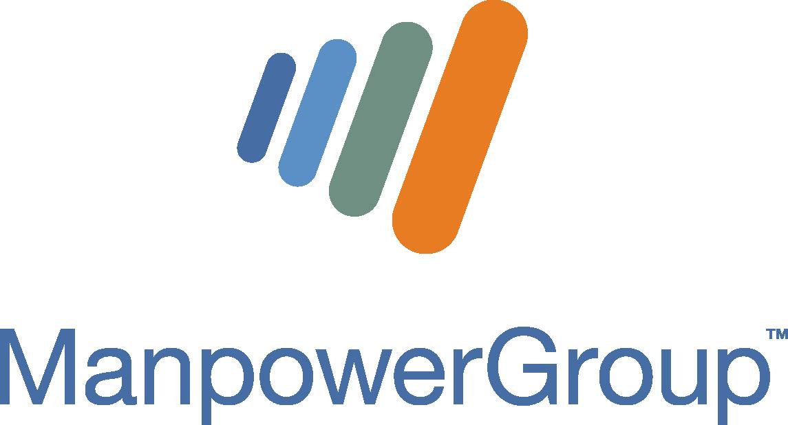 Manpower Group sponsor logo