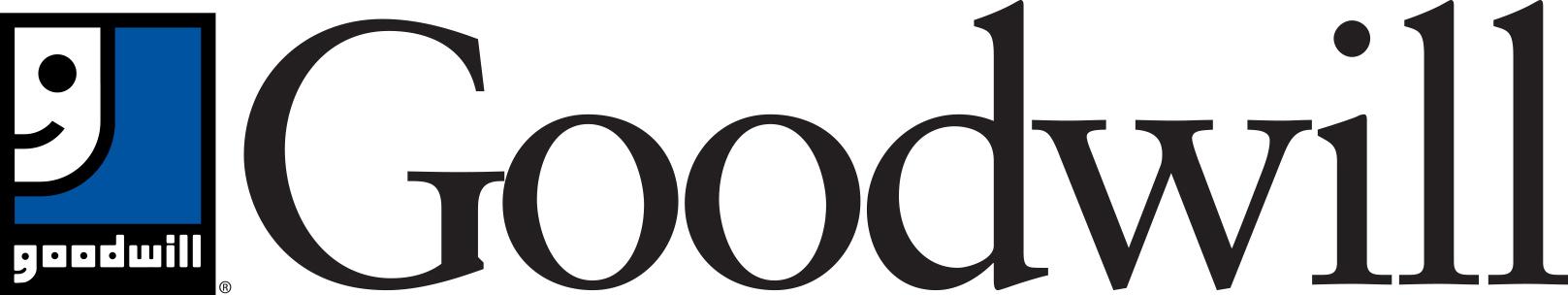 Goodwill sponsor logo