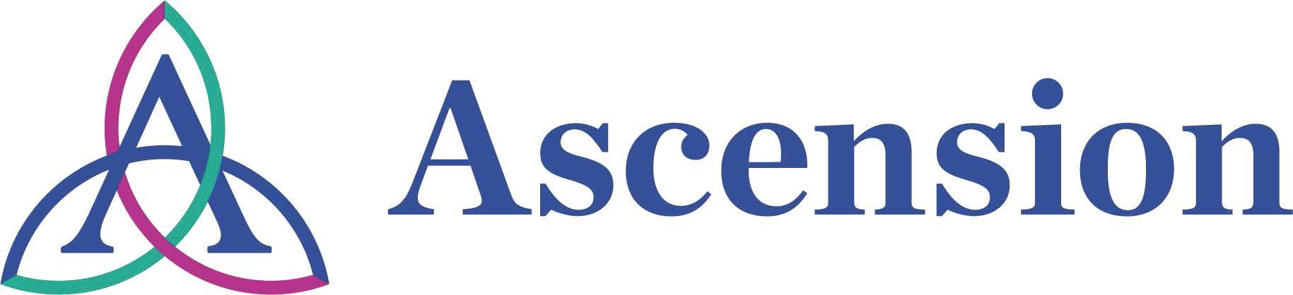 Ascension sponsor logo